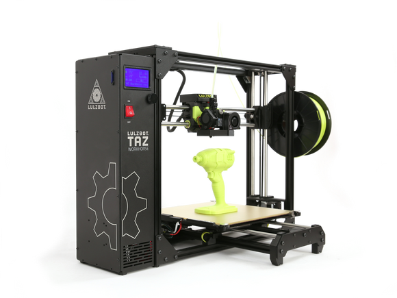 Open Box Bargain - LulzBot Workhorse 3D printer