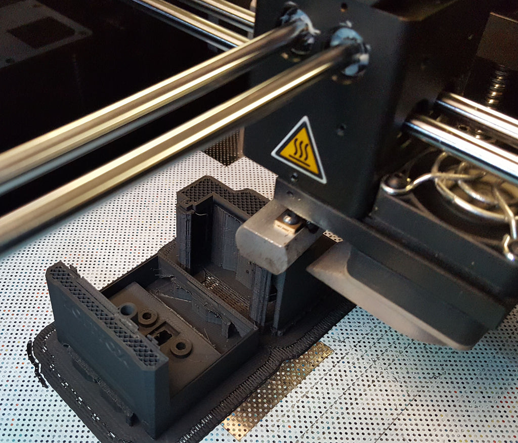 Zortrax v2 Extruder Cover