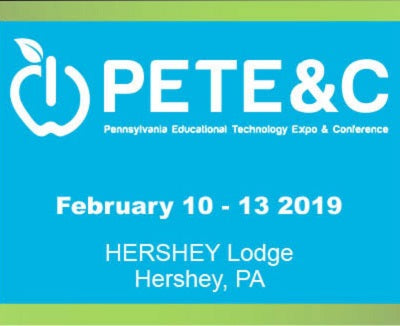 The Pennsylvania Educational Technology Expo and Conference