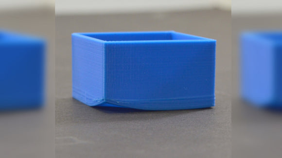 How to Avoid Warping in Your 3D Prints