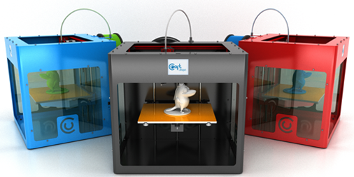 Perfect Xmas Gift! CraftBot 3D Printers