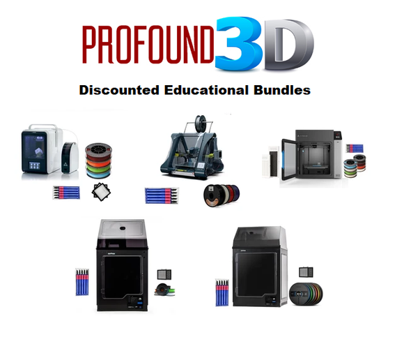 LEARNING KITS FROM PROFOUND3D