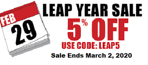 Profound 3D Leap Year Coupon 2020!!