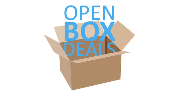 Open Box 3D Printer Bargains!