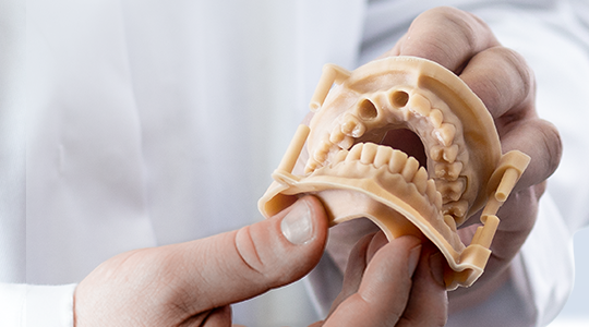 Precision 3D printing for Digital Dentistry