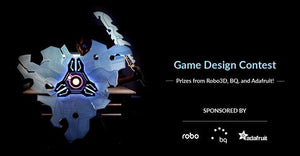 Game Design Contest Sponsored by Robo 3D