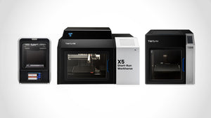 Tiertime Unveils Three New 3D Printers