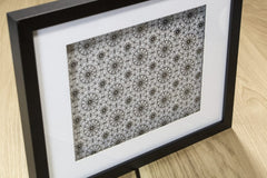 Emblaser 2 sample - Framed Art