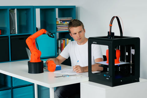 Zortrax Robot Arm
