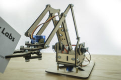 Emblaser 2 sample - Robot Arm