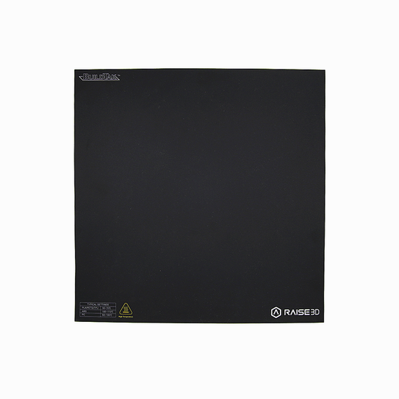 Raise3D BuildTak Build Surface for Pro2/Pro2 Plus 3D Printers