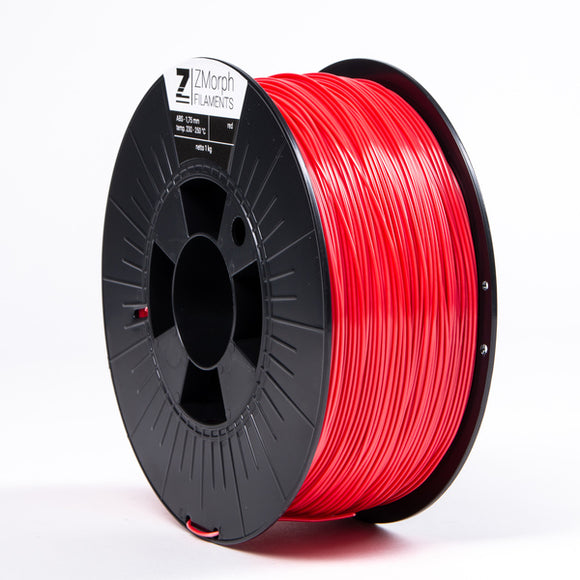 ZMorph ABS Filament - 1.75mm Diameter - 1kg Spool