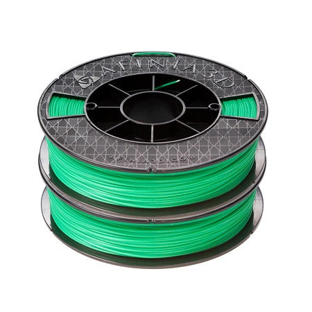 Afinia Premium 1.75mm ABS 3D Printer Filament - 1kg (2x500g Spools)