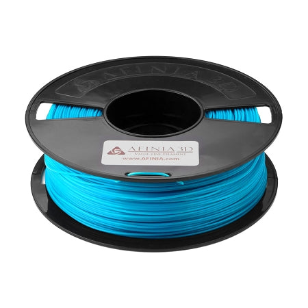 Afinia Value-Line Glow-in-the-Dark 1.75mm ABS Filament for 3D Printers - 1kg Spool
