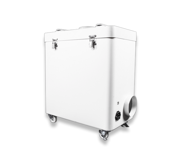 FLUX Beam Air Fume Extractor for Laser Cutters & Engravers