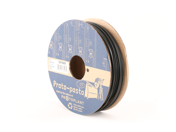 Proto-Pasta Conductive PLA 3D Printer Filament - 2.85mm, 500g Reel