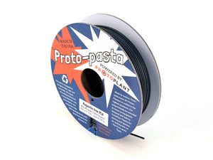 Proto-Pasta Magnetic Iron PLA 3D Printer Filament - 2.85mm, 500g Reel