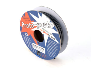 Proto-Pasta Stainless Steel PLA Filament - 2.85mm, 500g Reel