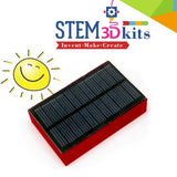 3D Printing STEM Curriculum Kit - Solar Battery Charger