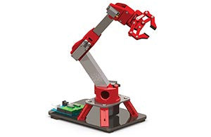 3D Printing STEM Curriculum Kit - MIRA 5-Axis Robot Arm