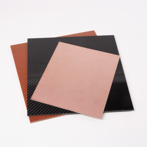 ZMorph Composites Materials Bundle - Includes PCB (FR4), Textolite, Carbon Laminate