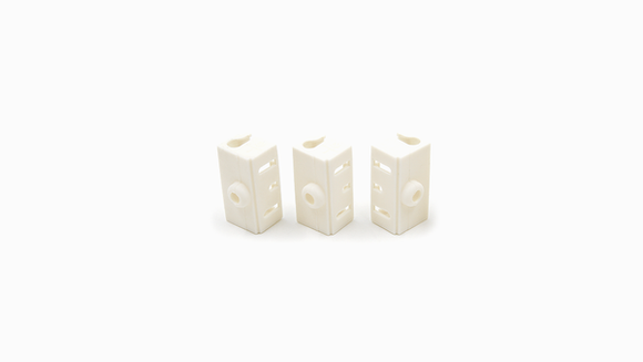 Raise3D Hot End Silicone Cover - 3 Pack