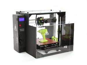 LulzBot TAZ 6 ABS + Enclosure by Printed Solid