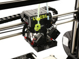 LulzBot TAZ Pro - Industrial, Multi-Material Desktop 3D Printer