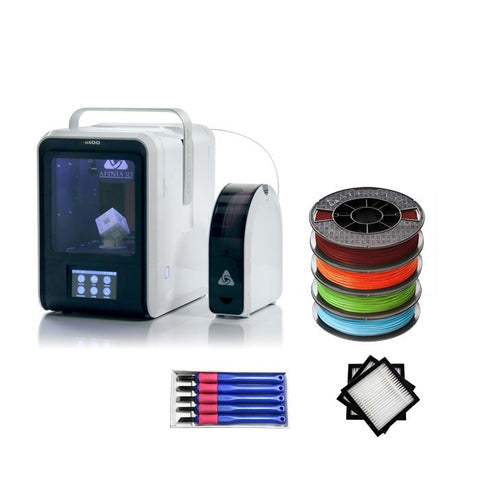 Afinia H400 3D Printer Educational Bundle