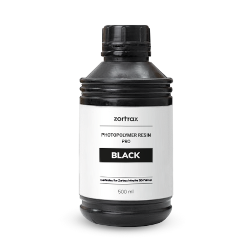 Zortrax Resin PRO - 3D Printing Resin for Zortrax Inkspire - 500ml