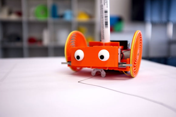 3D Printing STEM Curriculum Kit - SpiroBot