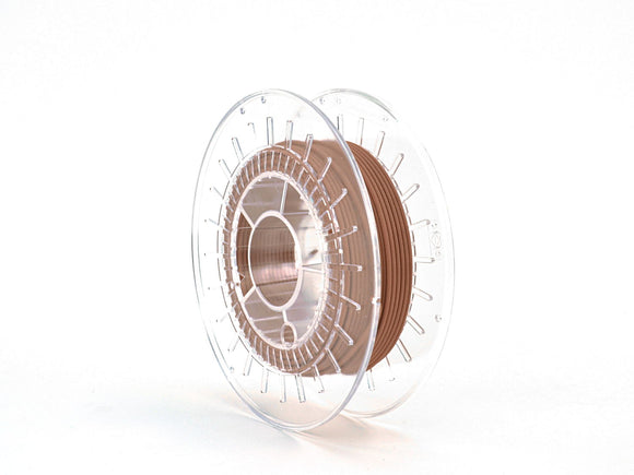 colorFabb copperFill 3D Printer Filament - 2.85mm, 0.75kg Reel