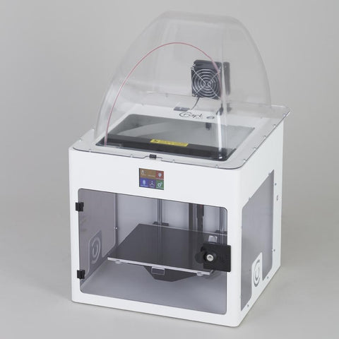 CraftBot Plus EDU 3D Printer Bundle - Includes Full Enclosure, Filament and More!