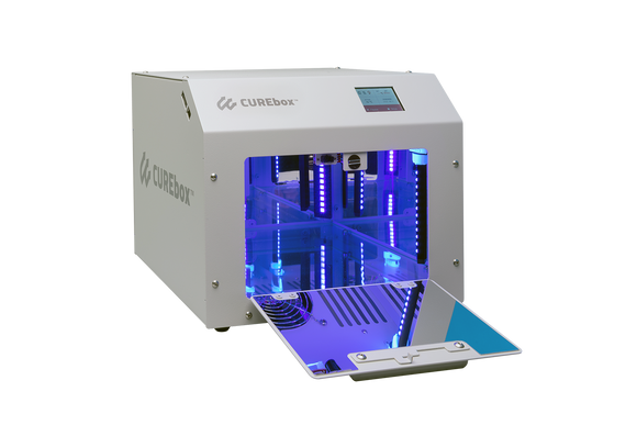 CUREbox - UV Post-Cure Chamber with Temperature Control
