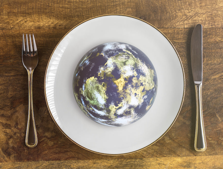 Chefs: Use Your Menu to Save the Planet!