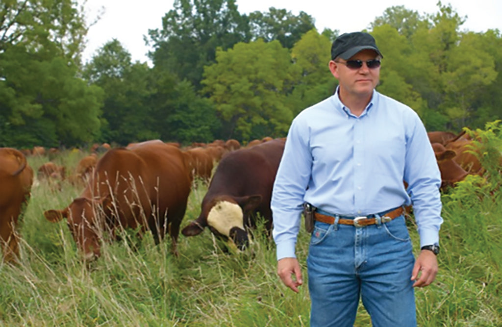 Less Nutritious Grass Isn't the Problem for Grass-Fed Beef, Conventional Grazing Is.