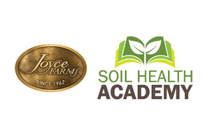 Joyce Farms Products Proudly Served at Soil Health Academy