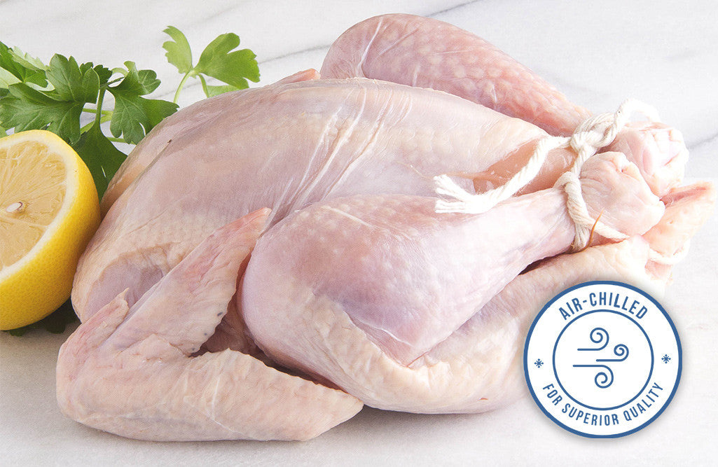 5 Reasons Air-Chilled Poultry Is Better