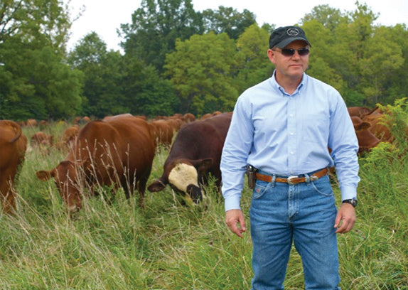 Dr. Allen Williams, Chief Ranching Officer