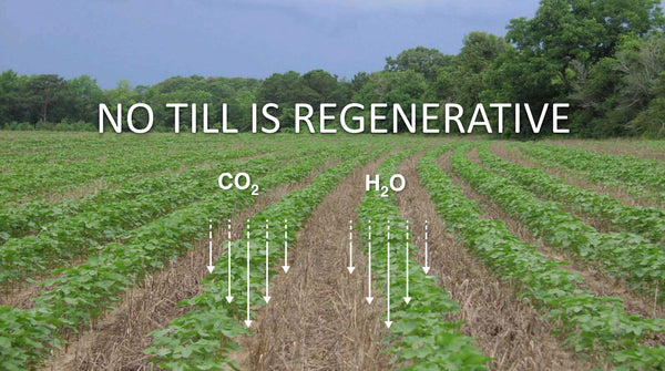 No Till is Regenerative