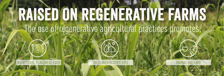 Joyce Farms Regenerative Agriculture program