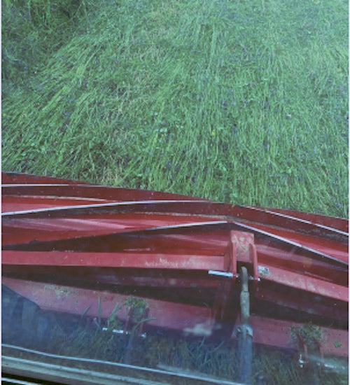 Roller Crimper Joyce Farms regenerative agriculture cover crop