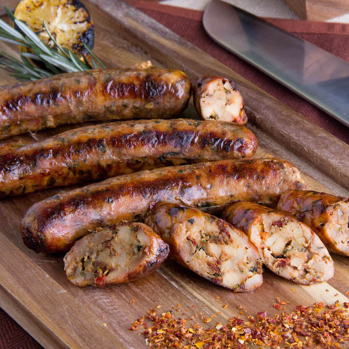 Chipotle Chicken Sausages (8 packs of 4 oz. links)