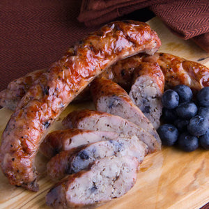 Blueberry Maple Chicken Sausages (8 packs of 2 oz. links)