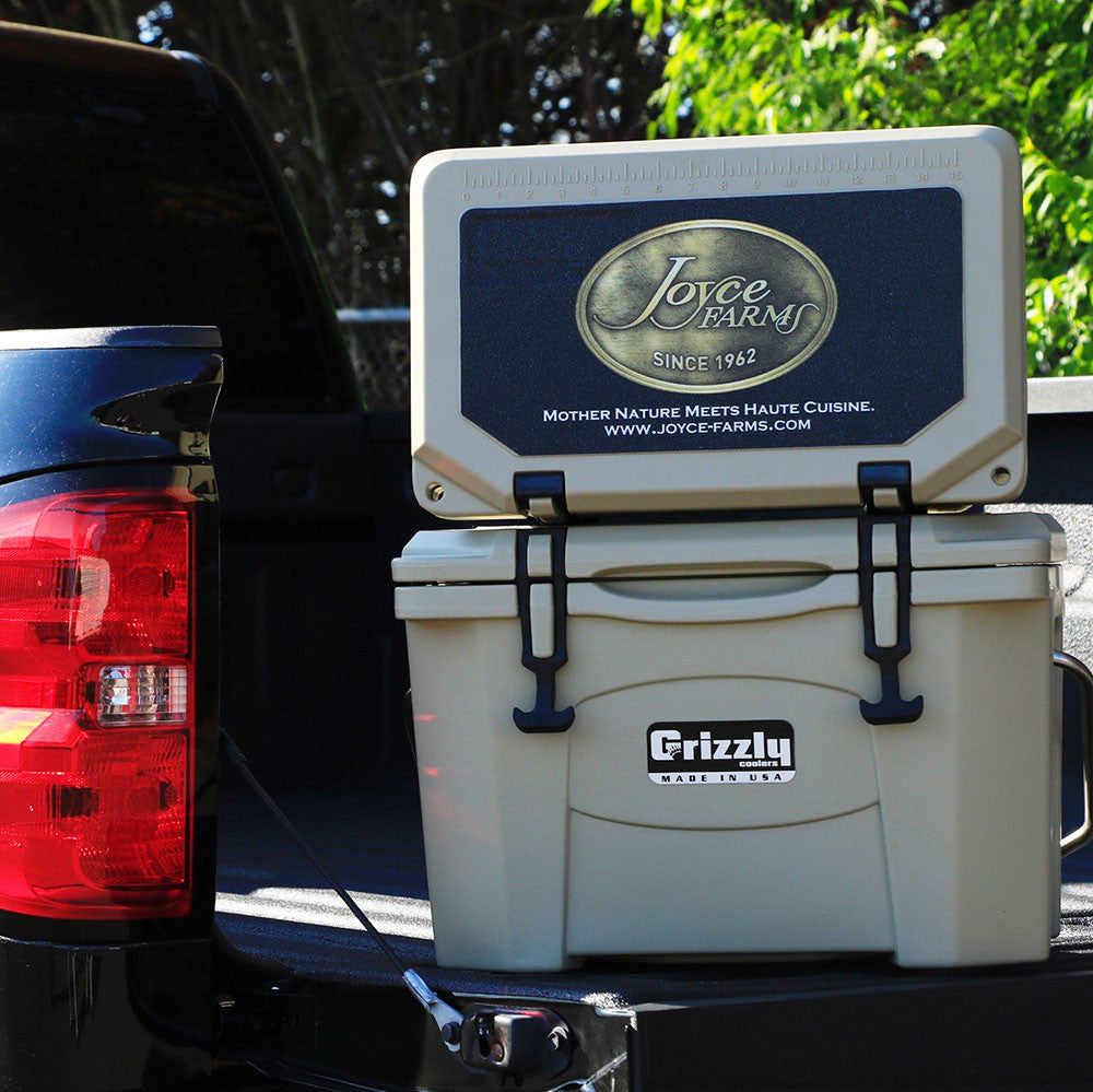 Grizzly Cooler 20 Or 40 Qt Joyce Farms