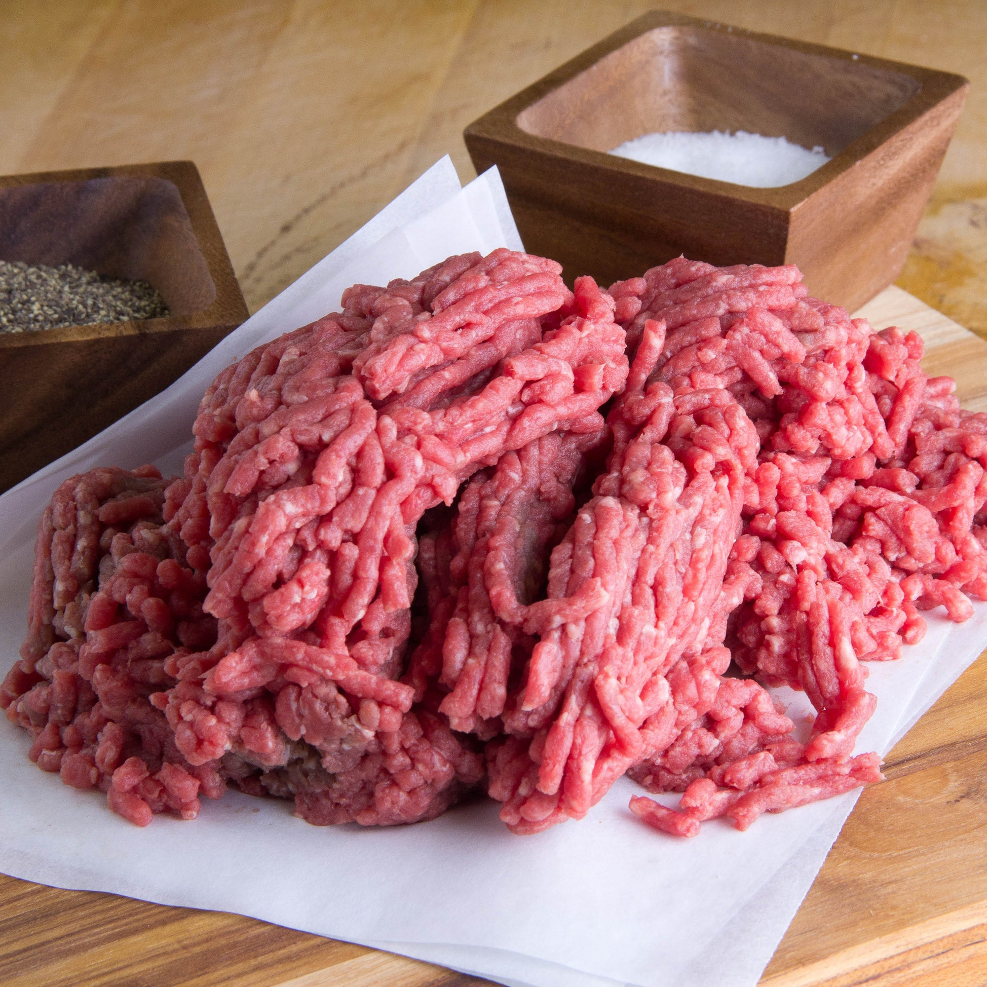 Grass-Fed Ground Beef - Joyce Farms - 1