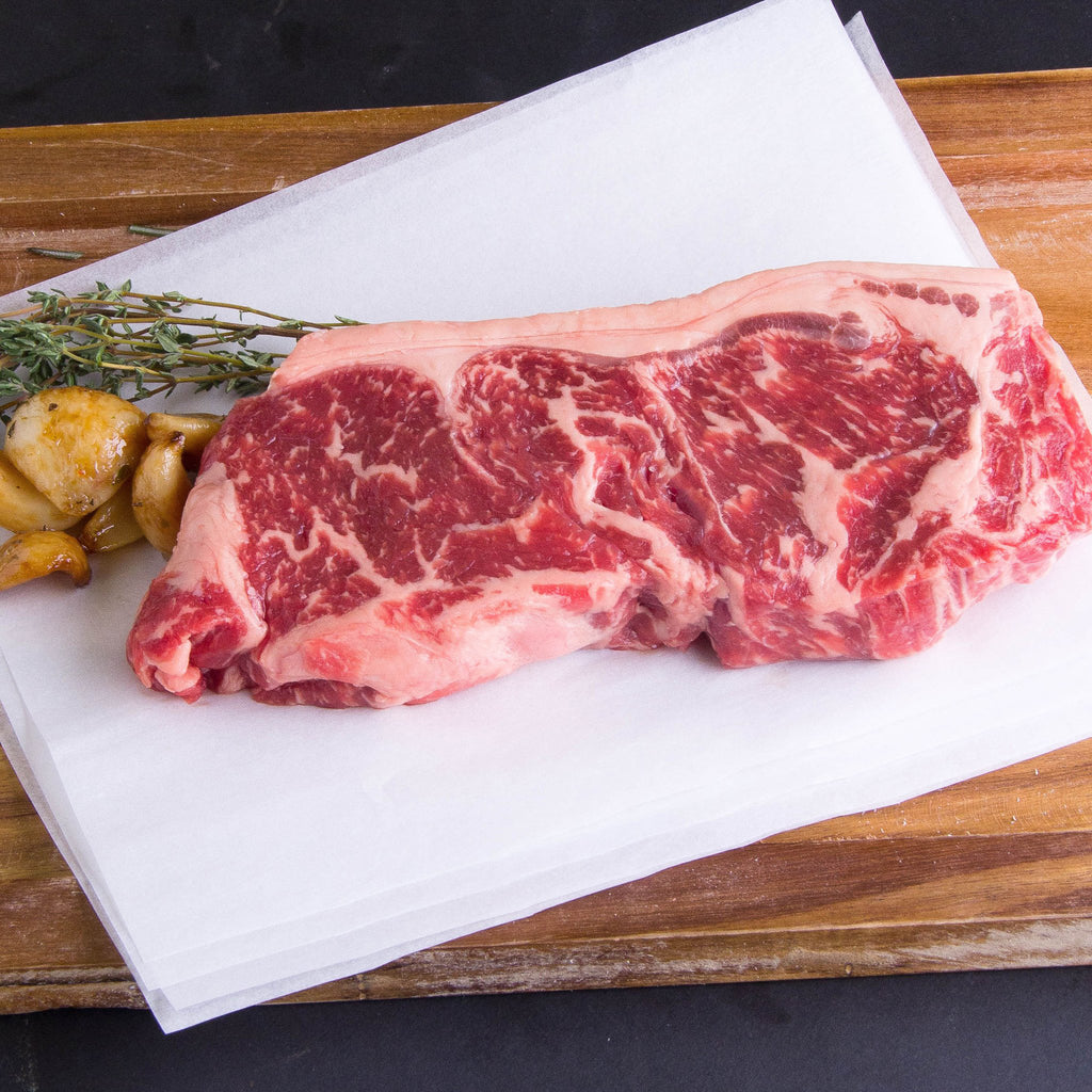 How To Cook Grass Fed New York Strip Steak