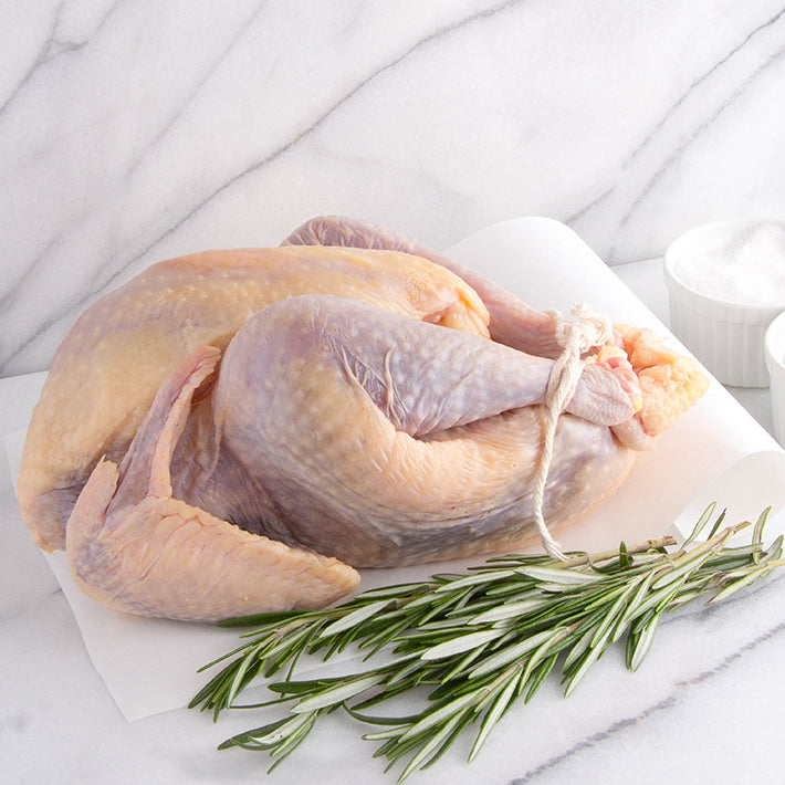 Pintade Fermiere Whole Guinea Hen (Case of 2)
