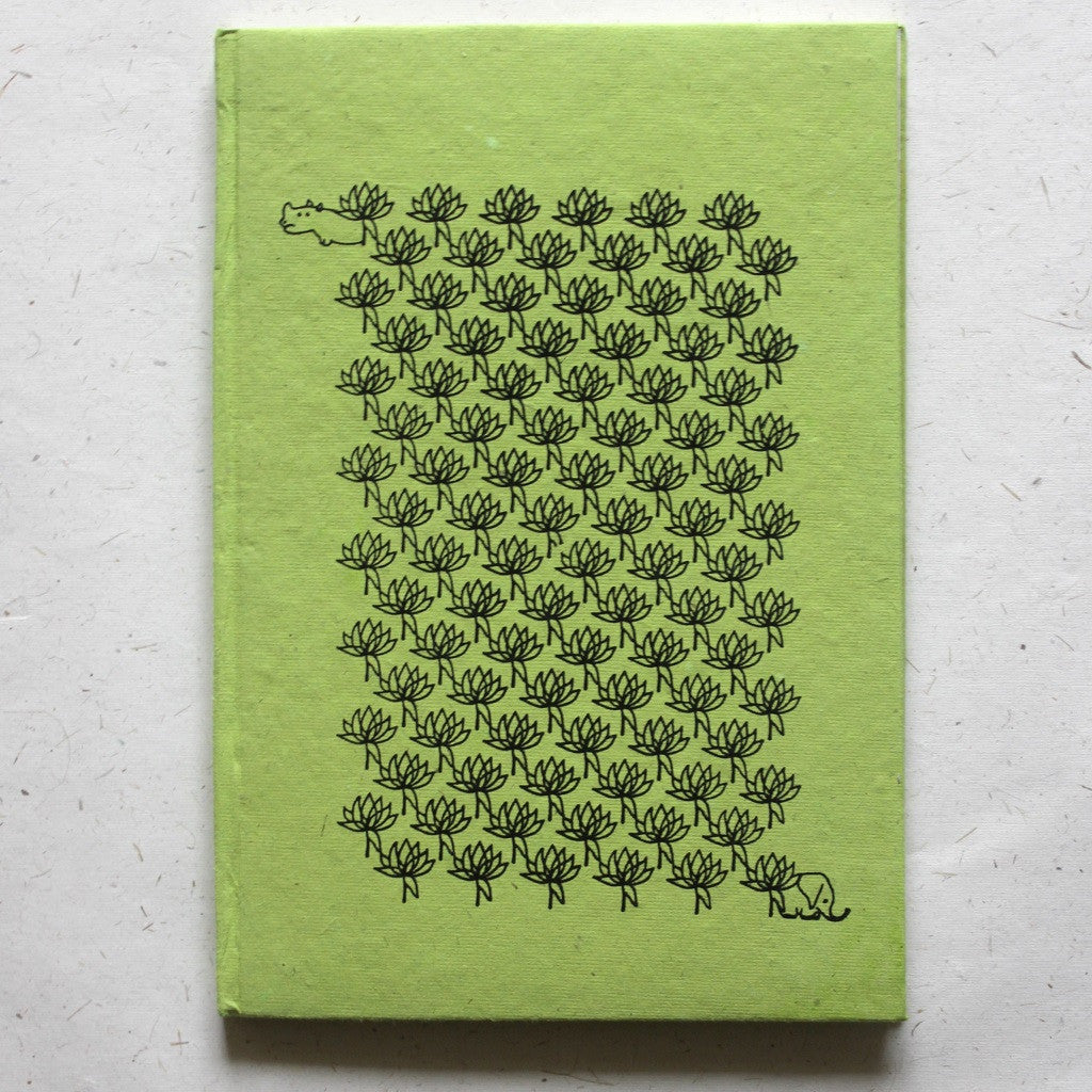 Notebooks with printed covers-medium