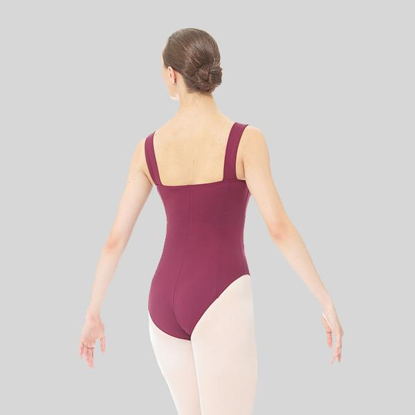 MONDOR MATRIX WIDE STRAP LEOTARD- ADULT #3505